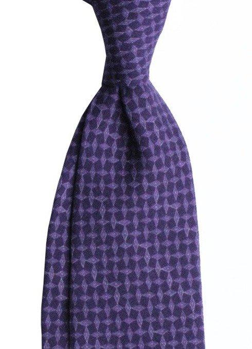 luxury woolen  tie
