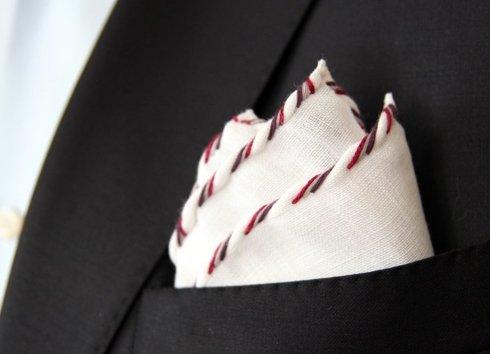 triple thread – three edge colours