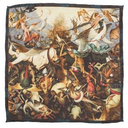 ARTWORKS COLLECTION Pieter Bruegel the Elder 'The Fall of the Rebel Angels'