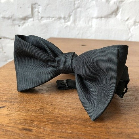 Bottle Green Macclesfield bow tie