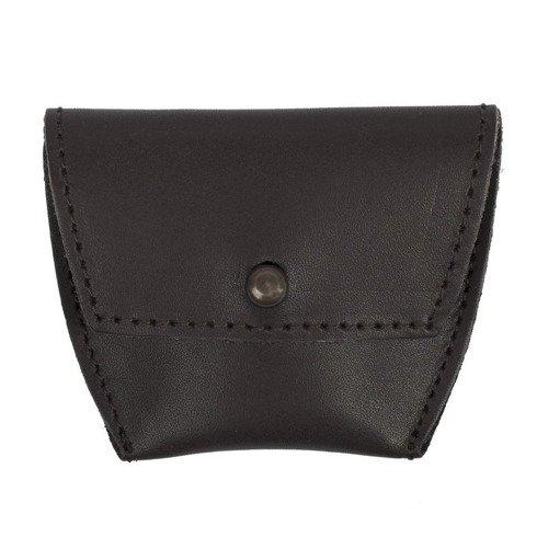 Coin wallet brown matt
