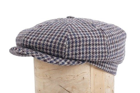 Driver's cap Houndstooth
