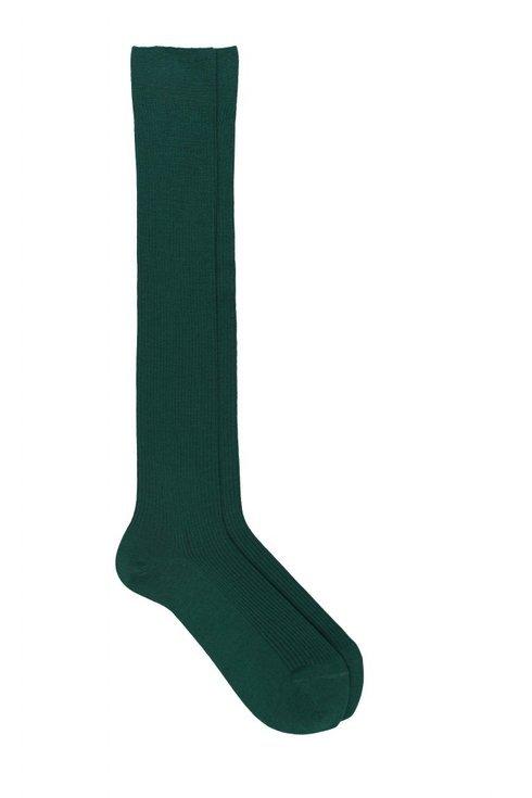 Merino Wool Fluted Socks Men / Pedemeia