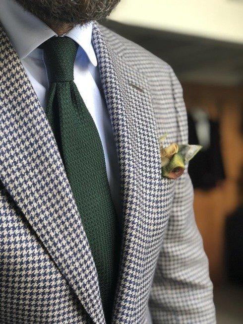 Preorder: houndstooth jacket 'Marlon'