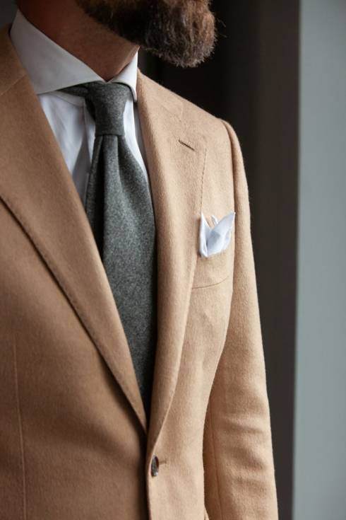 Proeoder: baby camel jacket