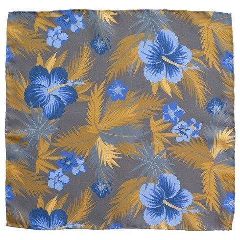 pocket square flower 40 cm x 40 cm