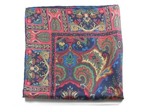 silk pocket square 41x41 cm