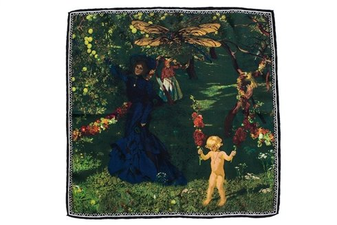 "Artworks collection ""The Strange Garden"""
