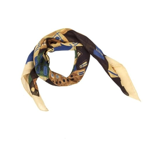 """""""Florence"""" Wool and Silk scarf 100 cm"""