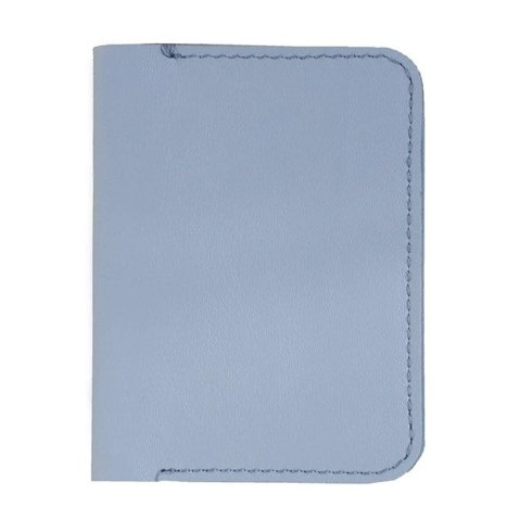 Light blue pocket wallet