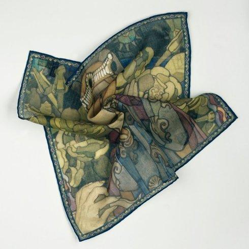 "Pocket square ""Mater Dolorosa"" Józef Mehoffer"
