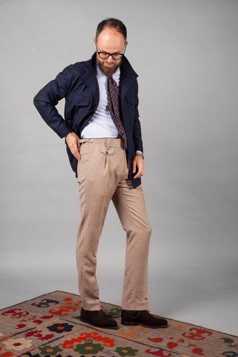 Preorder: Navy Field jacket