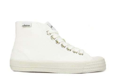 SNEAKERS STAR DRIBBLE 10 WHITE RUBBER