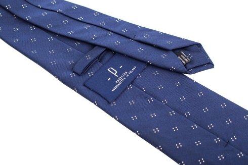 Silk jacquard tie
