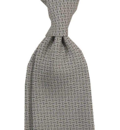 Tie aotton and silk