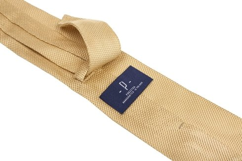 grenadine untipped tie