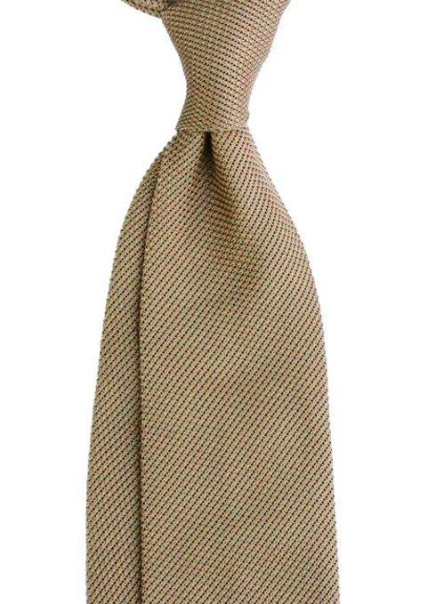 light gold  grenadine tie (garza fina)