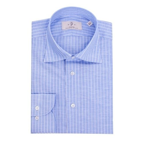 linen cotton bengal shirt