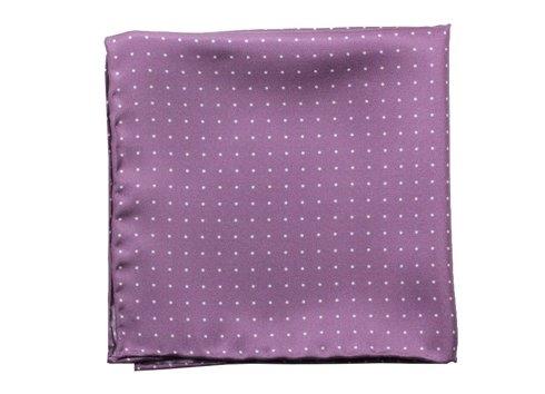 polka dots pocket square