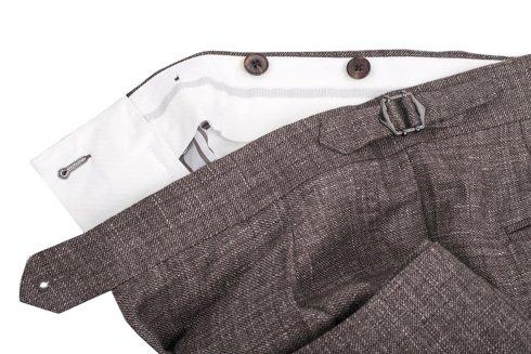 preorder: wool-linen suit 'Garda'