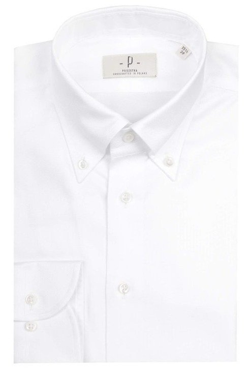 Biała koszula OCBD