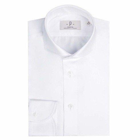 Koszula biała cutaway
