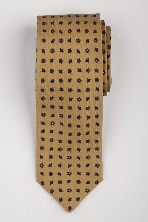 Krawat z jedwabiu Macclesfield