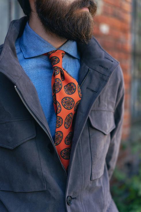 Preorder: brązowy field jacket