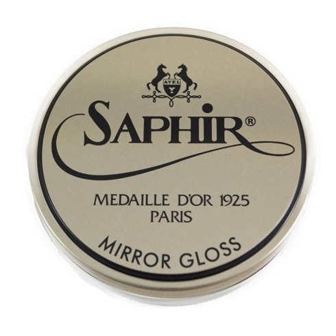 Wosk Mirror Gloss 75ml / czarny