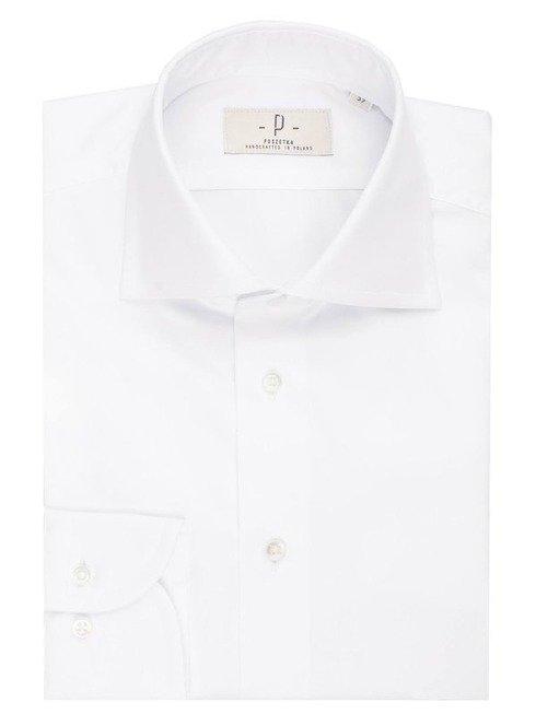 klasyczna koszula z okrągłym mankietem 8 cm
