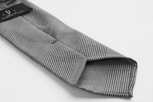 KRATA KSIĘCIA WALII WEŁNIANY Krawat BEZ PODSZEWKI