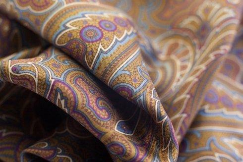 Poszetka paisley 40 cm x 40 cm