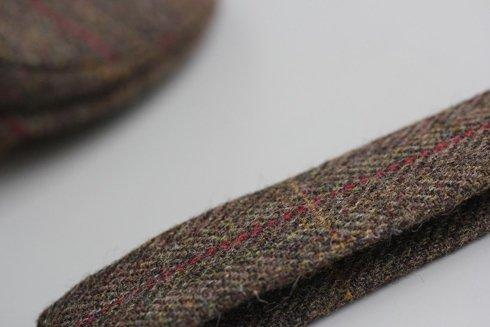 SZELKI Z tweedu 2 w 1 donegal