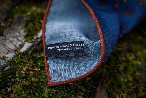 poszetka macclesfield